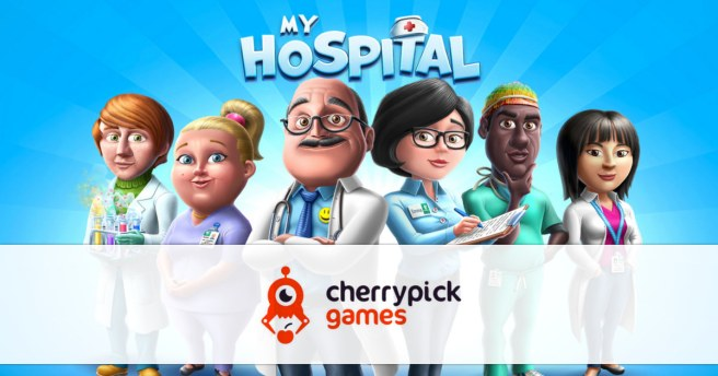 Cherrypick Games My Hospital